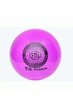СМГБ19 Мяч гимнастический с блеском