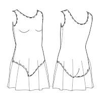 Г 11-301 Гимнастический костюм