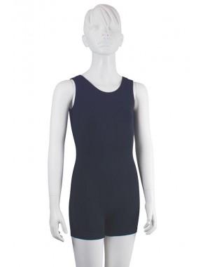 Г 03-301 Комбинезон гимнастический укороченный б/рукавов